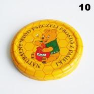 Zakrętka Ø 66 Pszczoła nr. 10 - pakowane po 1050/1250/1350 sztuk (cena za sztukę)
