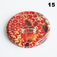 Zakrętka Ø 82/6 Pszczoła nr. 15 - pakowane po 630/750 sztuk (cena za sztukę)