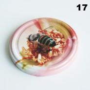 Zakrętka Ø 82/6 Pszczoła nr. 17 - pakowane po 630/750 sztuk (cena za sztukę)