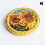 Zakrętka Ø 82/6 Pszczoła nr. 6 - pakowane po 630/750 sztuk (cena za sztukę)